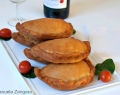 Meat filled Apulian Panzerotti