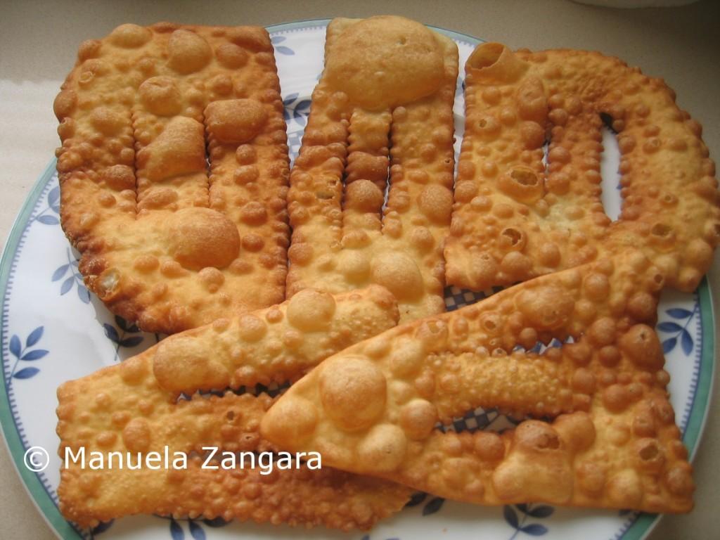 хворост на сметане рецепт с фото пошагово