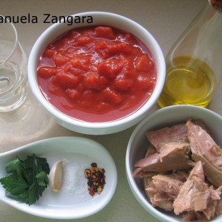 TUNA DIP – ANTIPASTO DI TONNO AND AN AWARD!