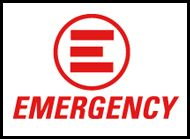 Emergency Black