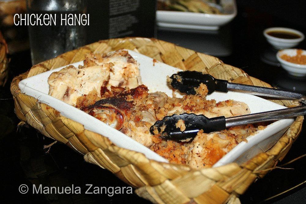Chicken Hangi