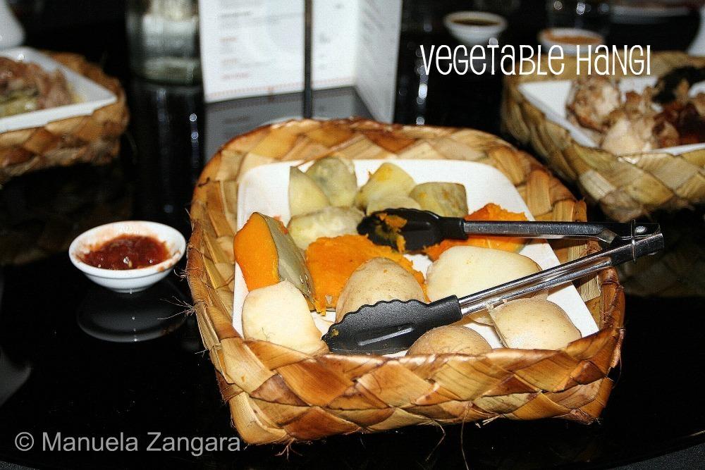 Vegetable Hangi