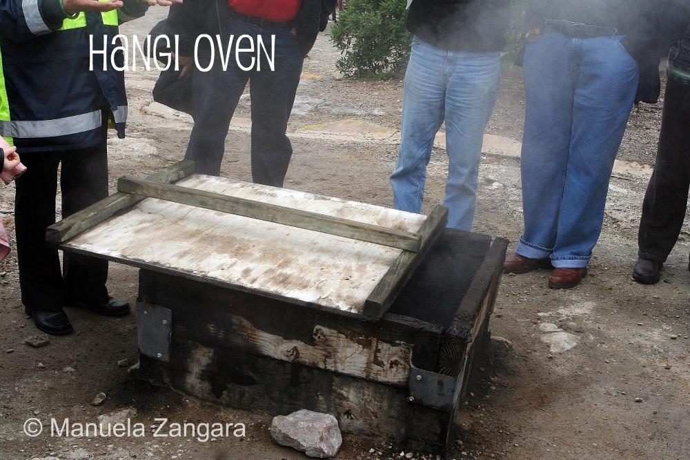 Hangi Oven