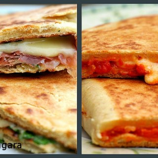 PIADINA AND CRESCIONE – MARCO'S RECIPE