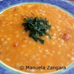 Pumpkin and Barley Soup