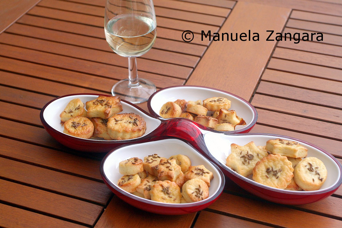 Hungarian Savory Pastries