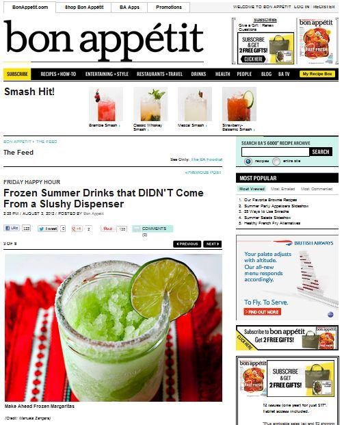 Бона аппетиты официальный сайт