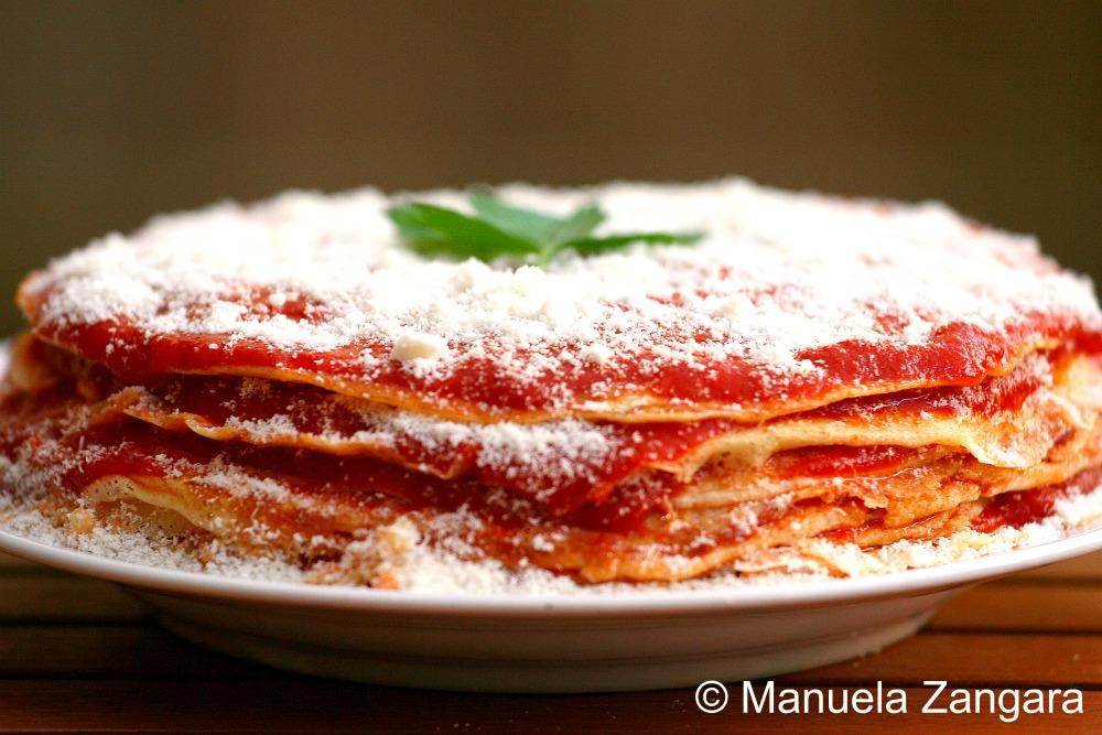 Frittatine alla Parmigiana