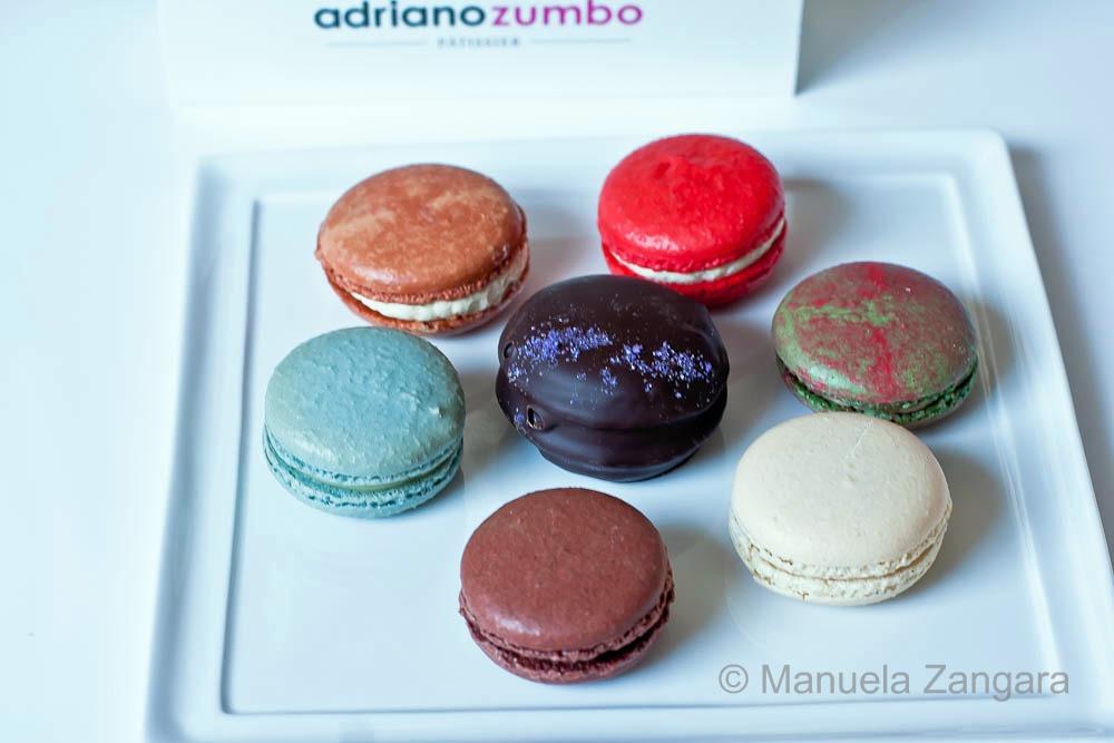 Adriano Zumbo - Macarons