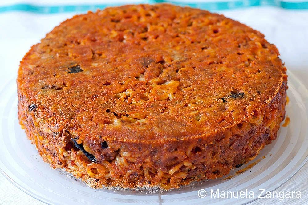 Baked Anelletti - Anelletti ca carne capuliata