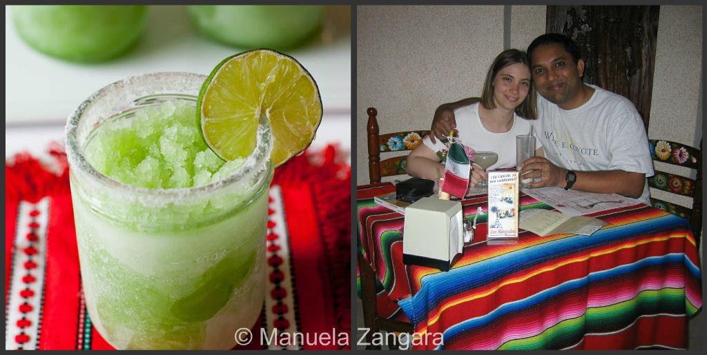 Make-ahead frozen Margaritas