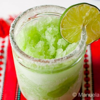 MAKE-AHEAD FROZEN MARGARITAS – THE SECRET RECIPE CLUB