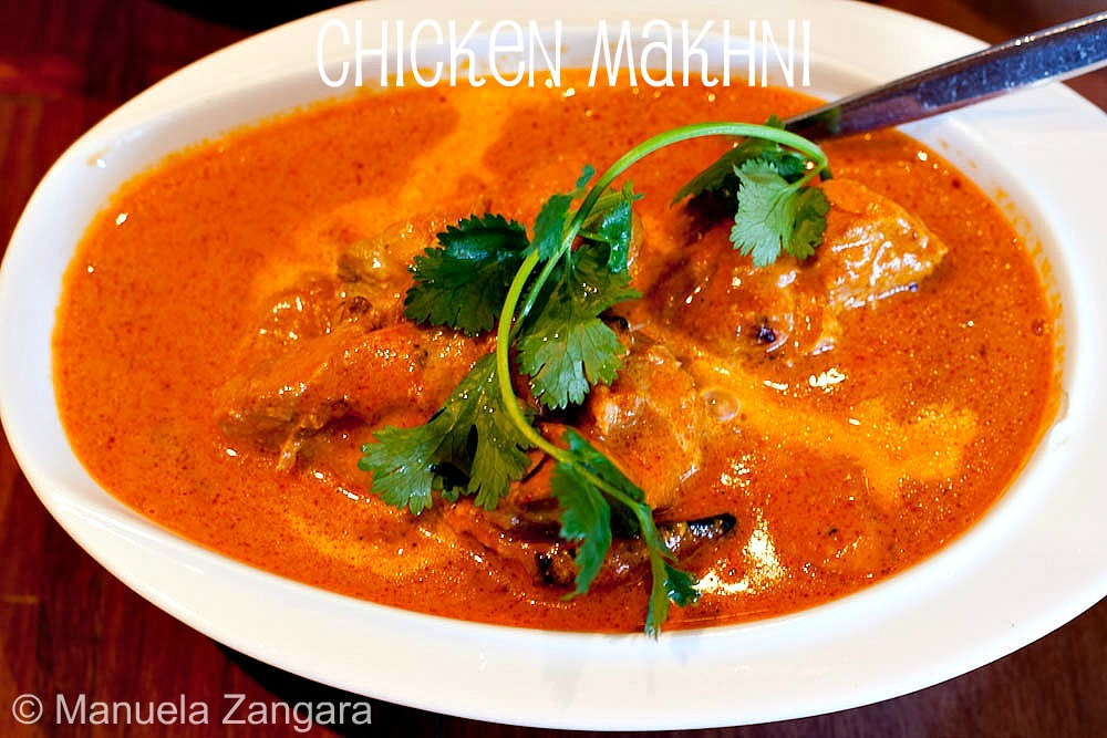 Abhi's Chicken Makhni
