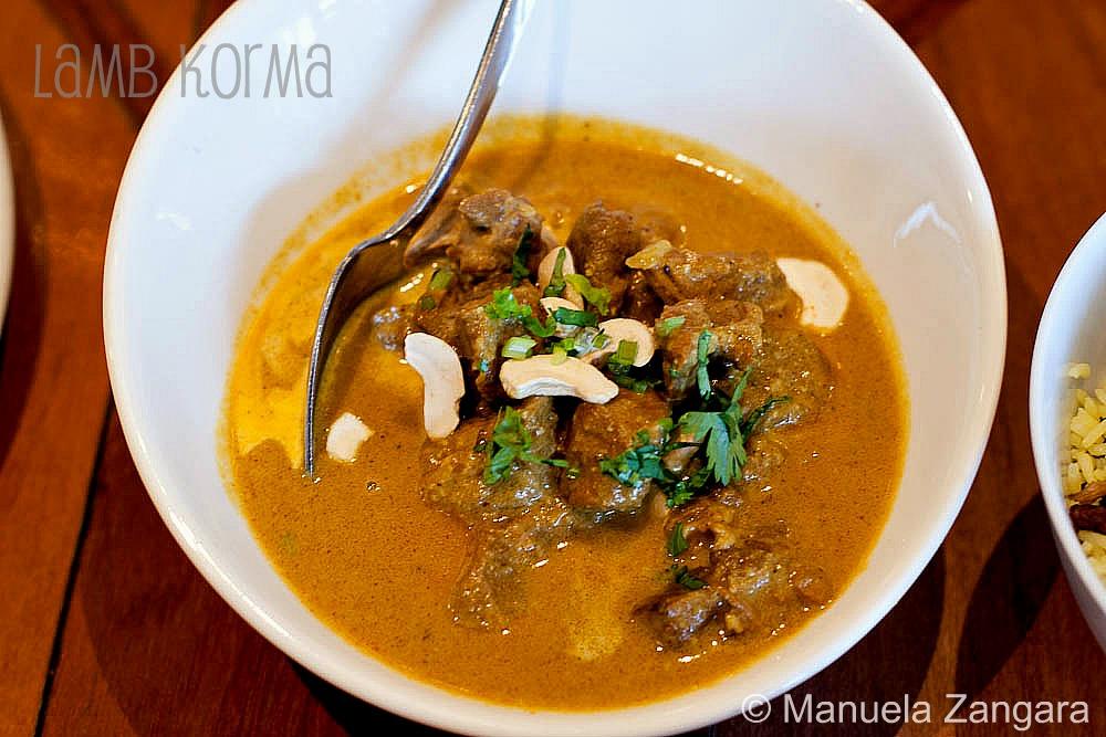 Abhi's Lamb Korma
