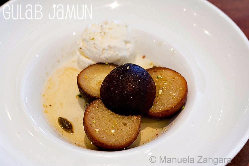 Abhi's Gulab Jamun