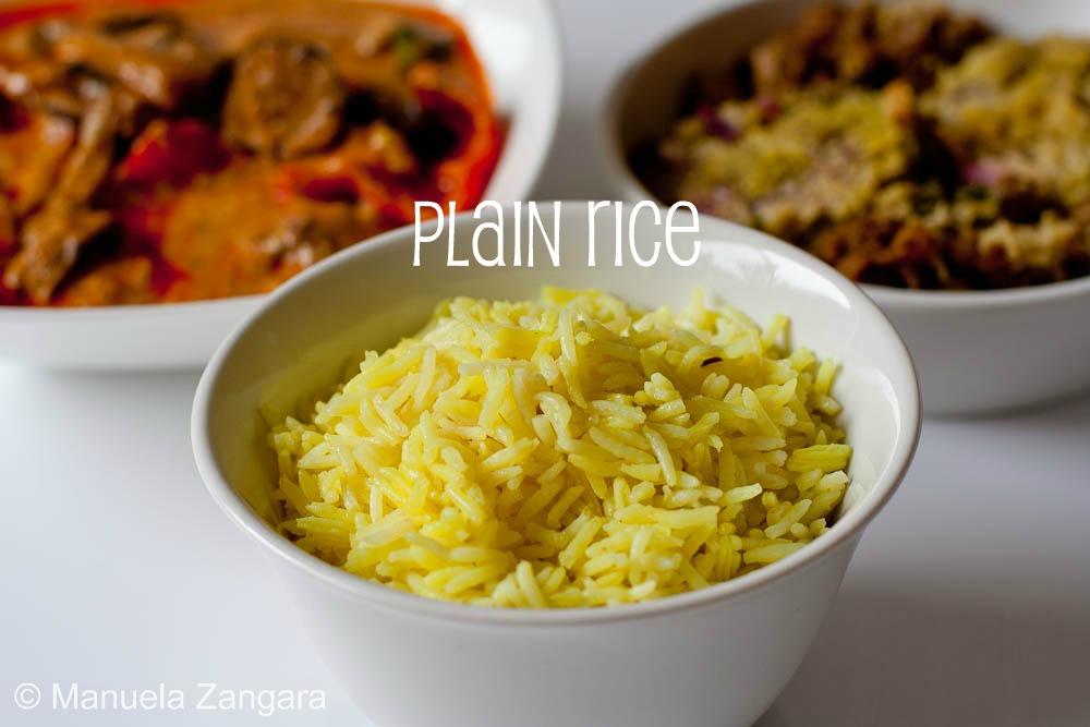 Abhi's Rice