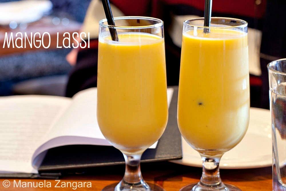 Abhi's Mango Lassi