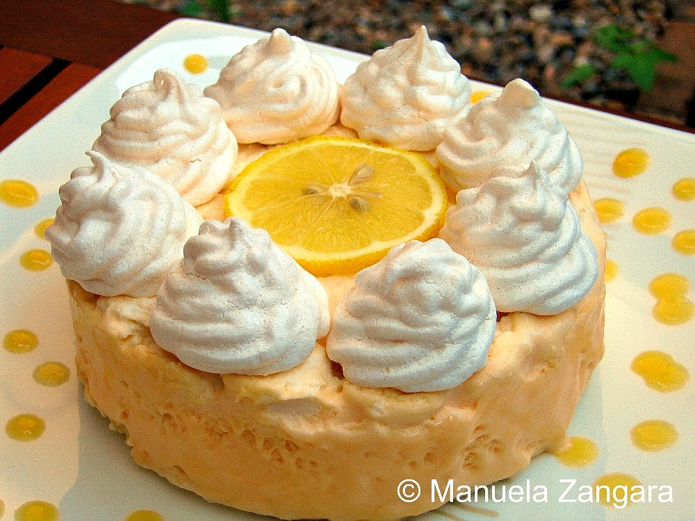 Lemon Meringue Pie - Meringata al limone
