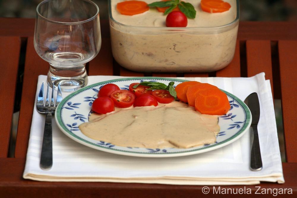 Vitel tonné - Vitello tonnato