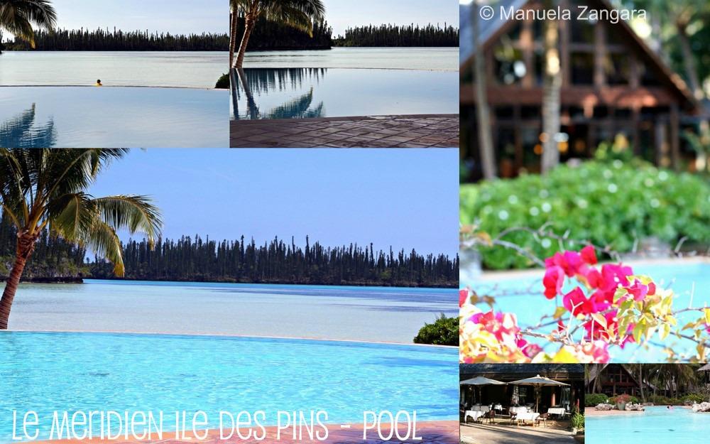 Le Meridien Ile des Pins - Pool