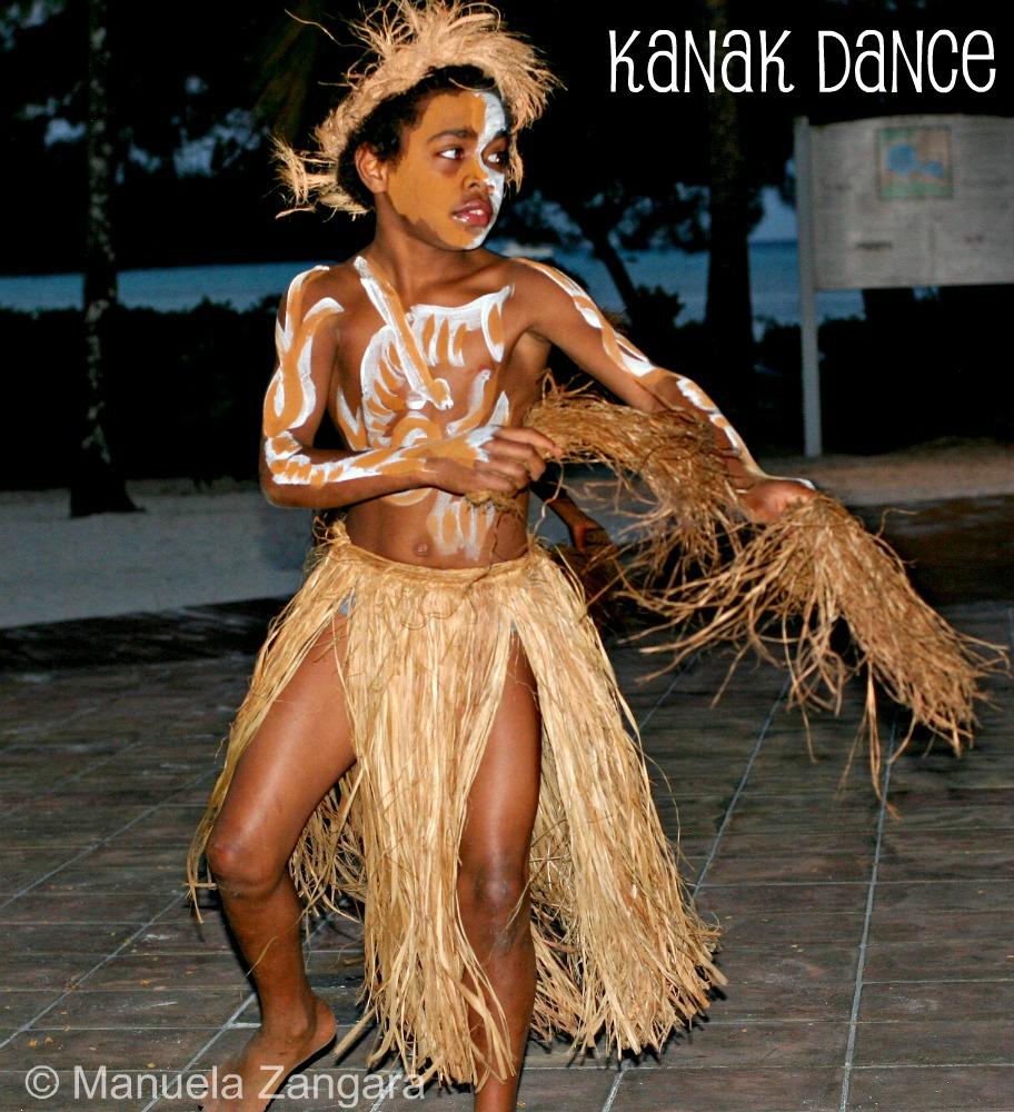 Kanak dance