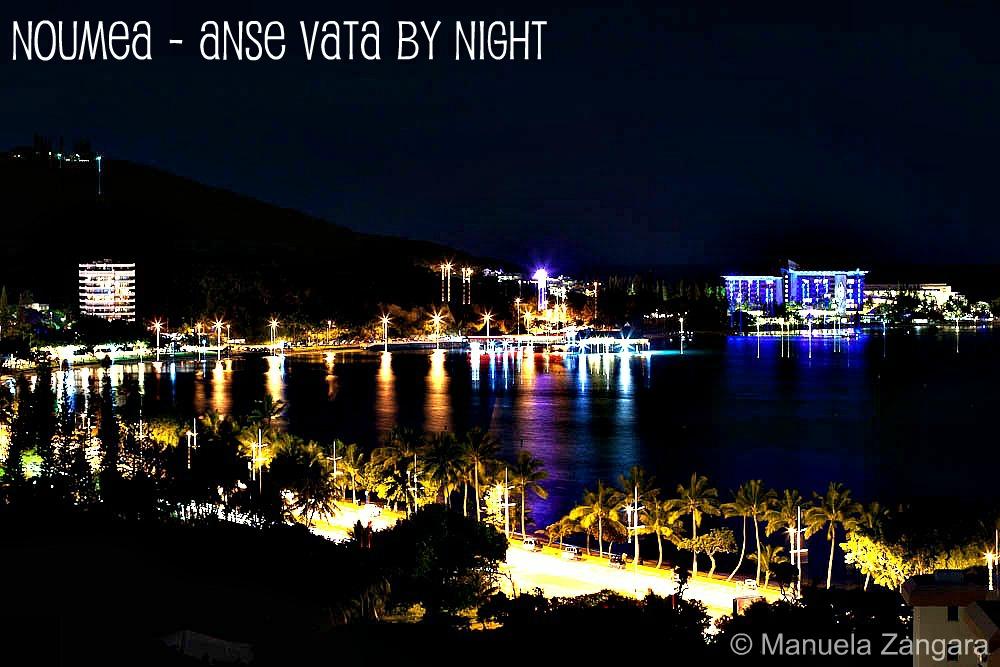 Noumea by night