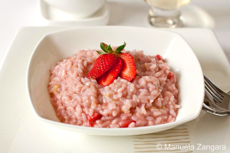 Strawberry Risotto Recipes — Dishmaps