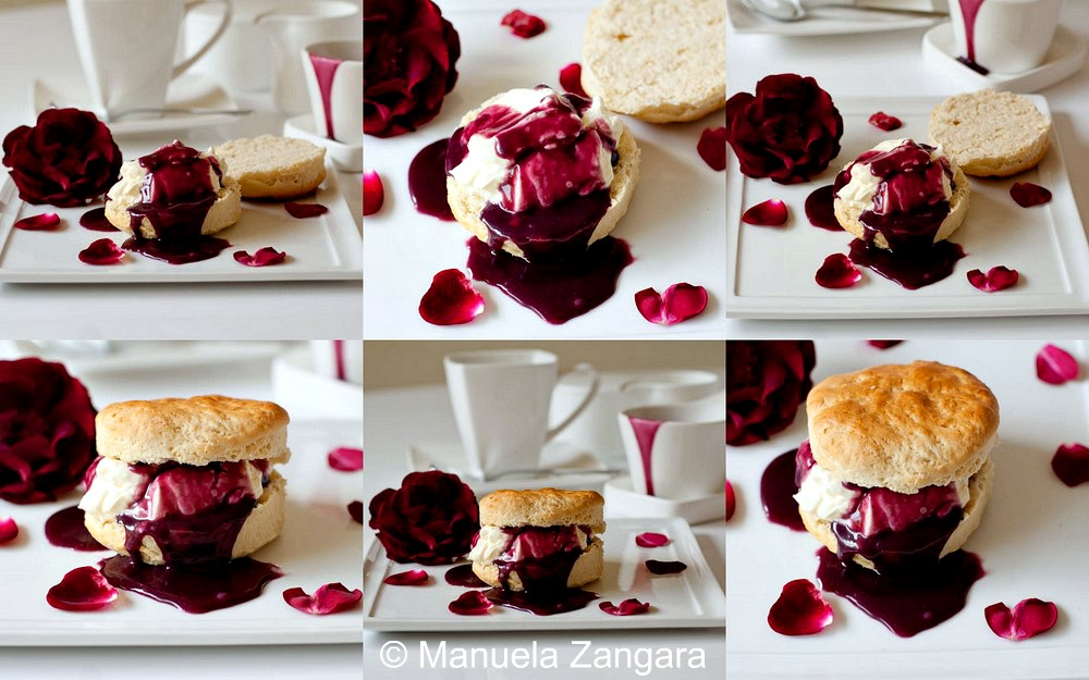 Blueberry Curd