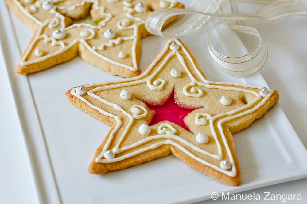 Christmas Tree Ornament Sugar Cookies