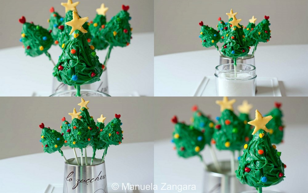 Christmas Cake Pops Decorating Ideas