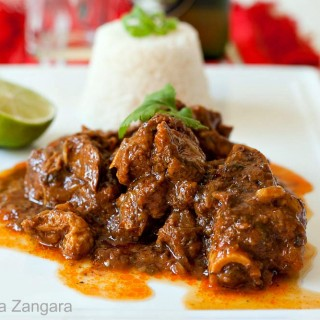 CHIVO GUISADO – THE SECRET RECIPE CLUB