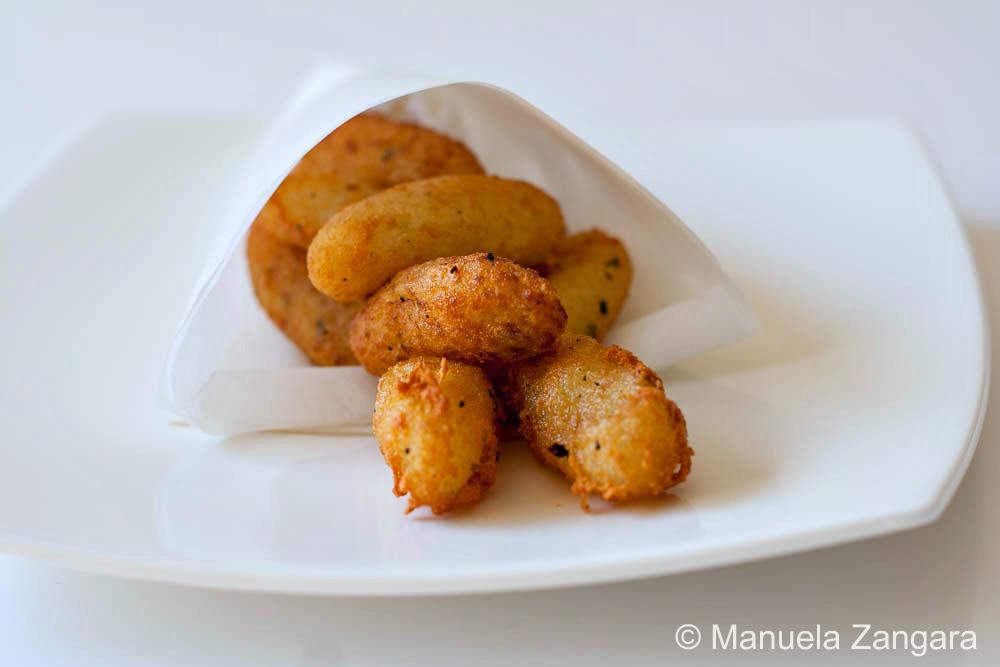 Cazzilli - Crocchè di patate