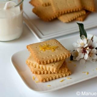 Olive Oil and Lemon Cookies