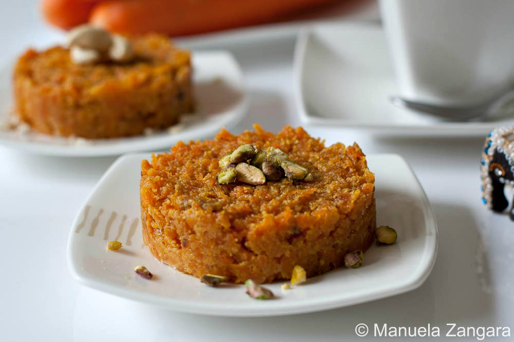 gajar halwa recipe how to make gajar ka halwa recipe badam ka halwa ...