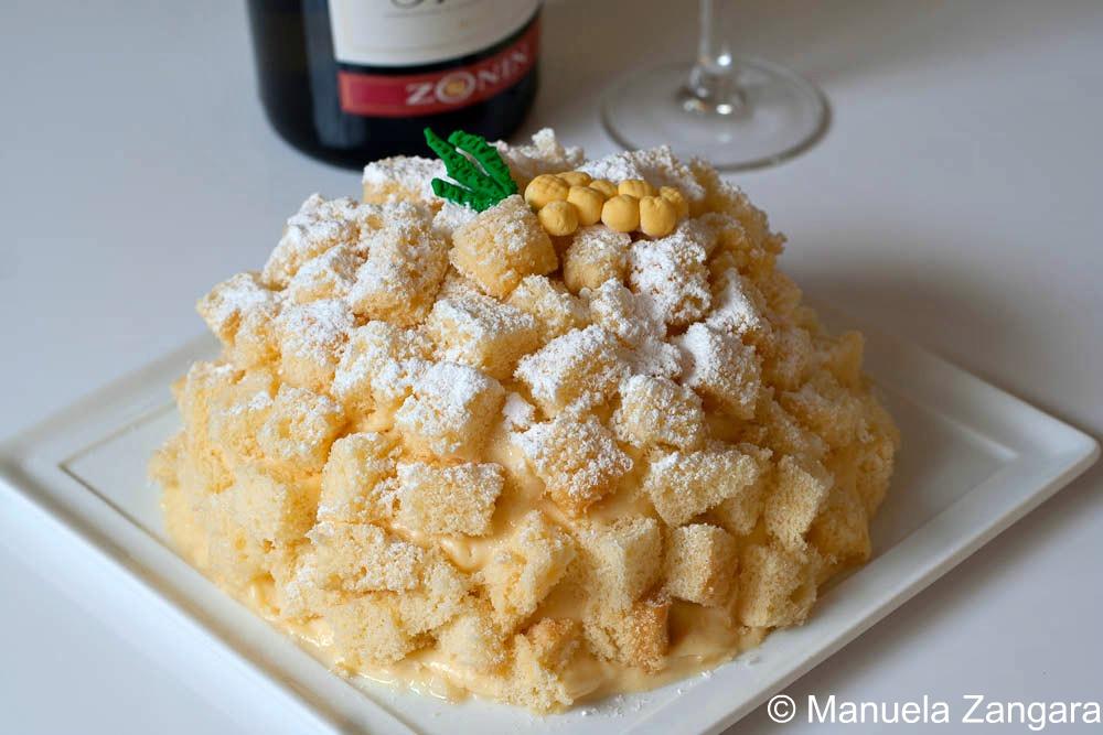 Torta Mimosa - Mimosa Cake