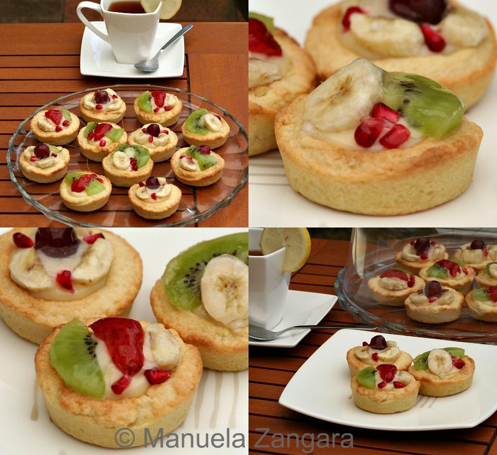 Fruit Tartelettes