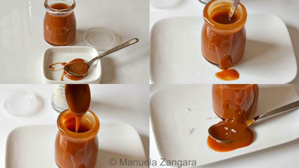 Blue Persian Salt Caramel Sauce