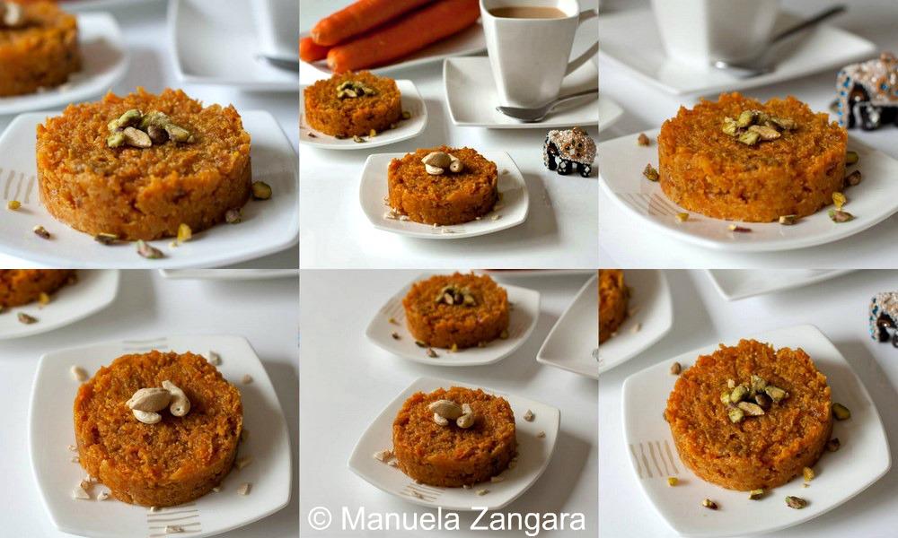 Gajar ka Halwa - Carrot Halwa