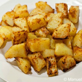ROTISSERIE POTATOES
