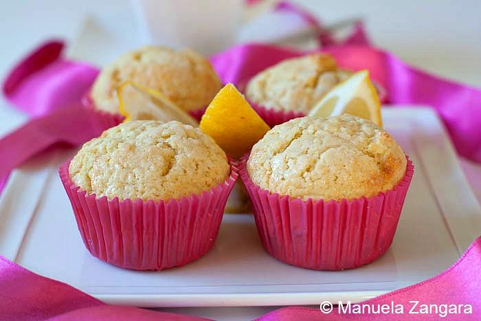 Ricotta and Lemon Muffins