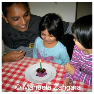 VICTORIA'S 5TH BIRTHDAY