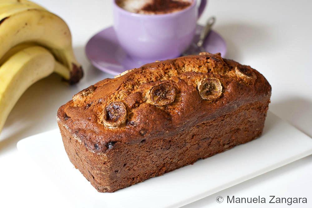 Walnut Banana Bread