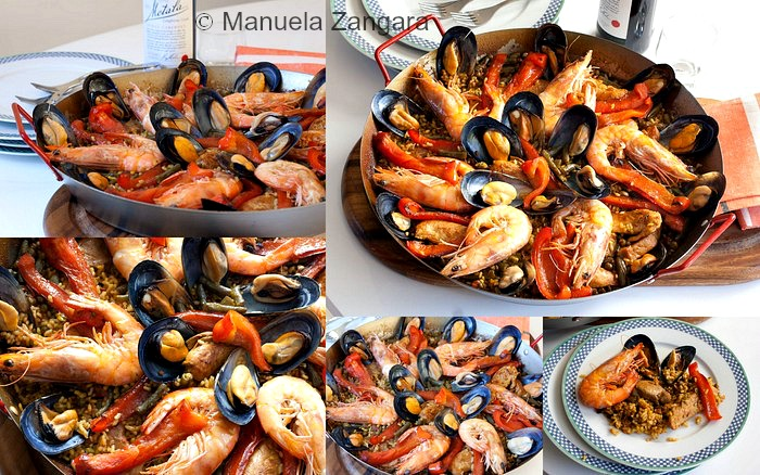 Paella Mixta