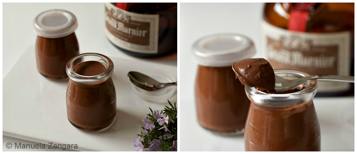 Water Based Chocolate Mousse with Grand Marnier