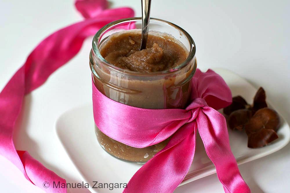 Chestnut and Vanilla Cream