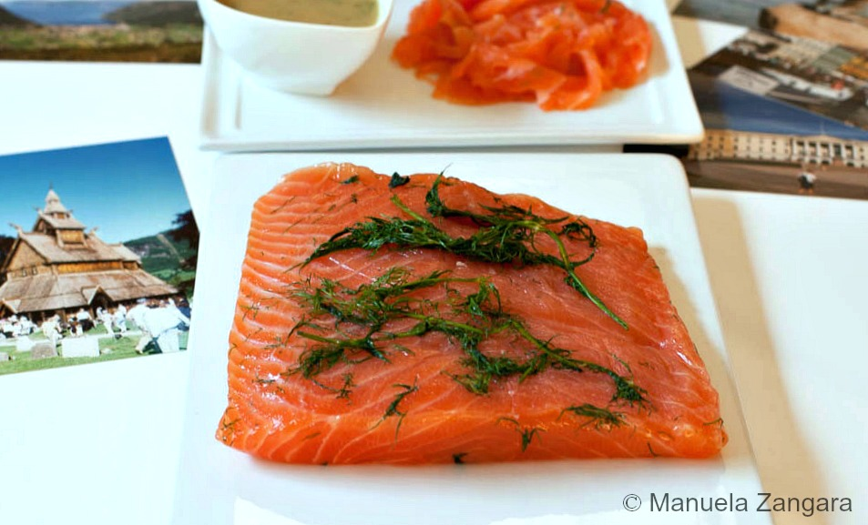 Gravlax With Sweet Mustard Sauce Recipes — Dishmaps
