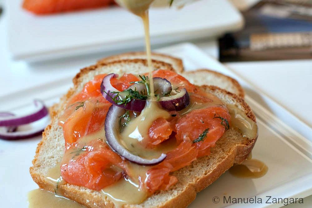 d5f57219c Gravlax with Sweet Dill Mustard Sauce