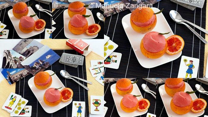 Blood Orange Sorbet