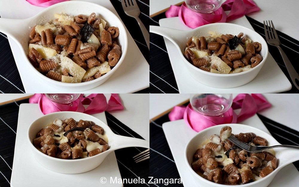 Chestnut Gnocchi Valchiavenna style