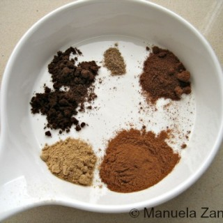 HOME-MADE PUMPKIN PIE SPICE